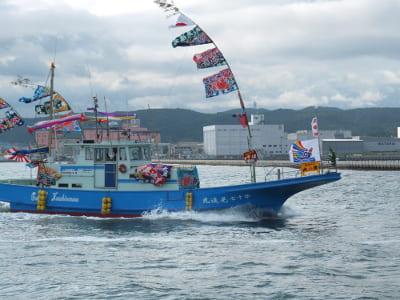 塩竈港の写真
